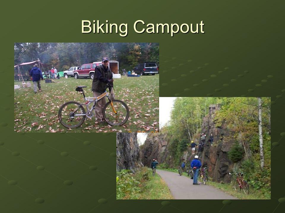 Biking Campout