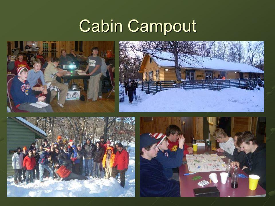 Cabin Campout