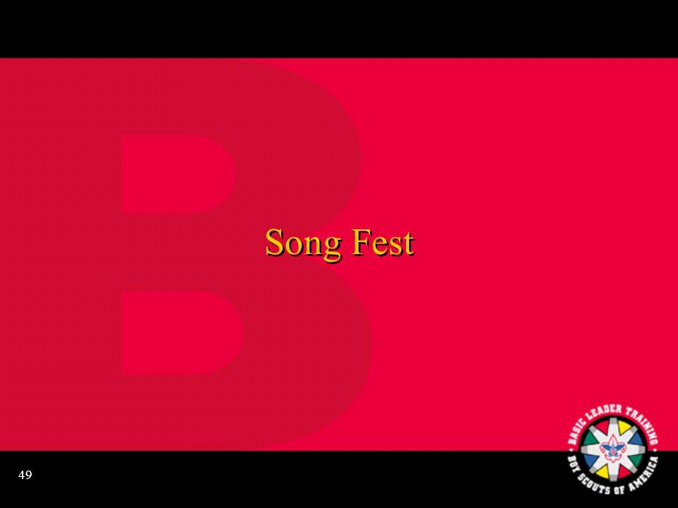 49 Song Fest