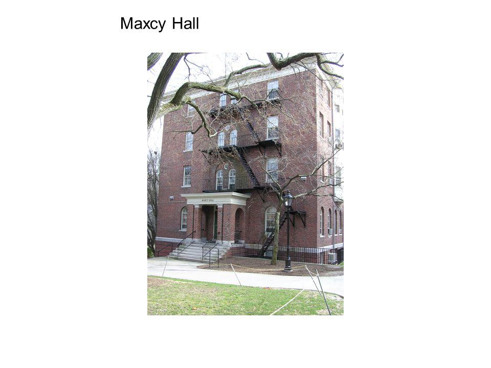 Maxcy Hall