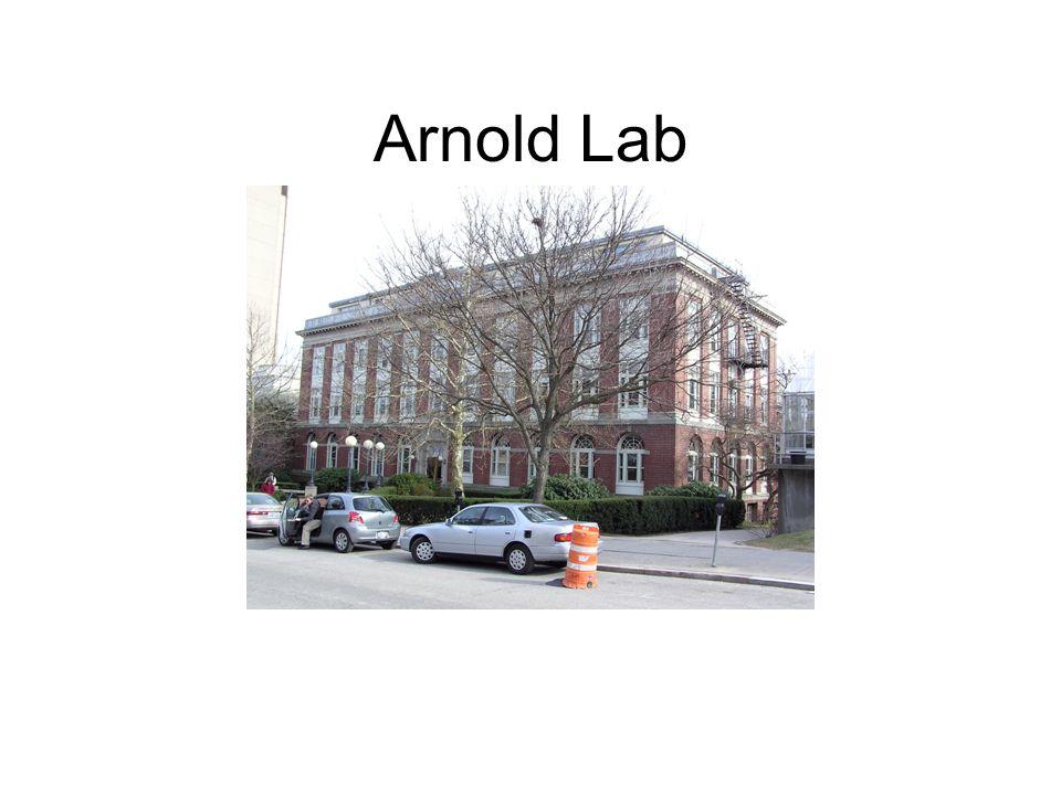 Arnold Lab