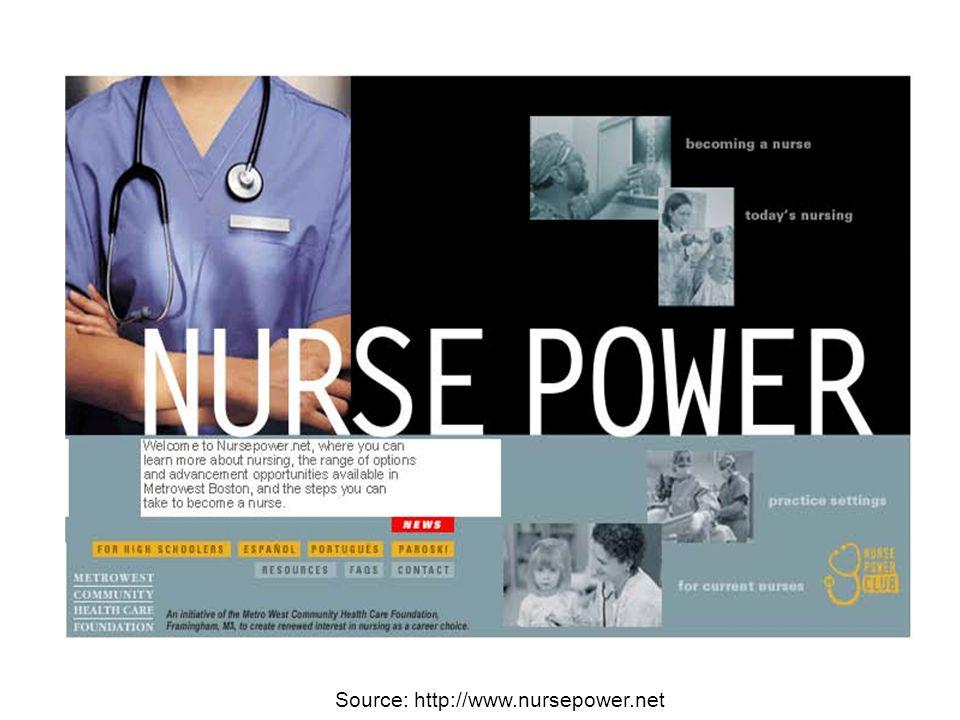 Source: http://www.nursepower.net