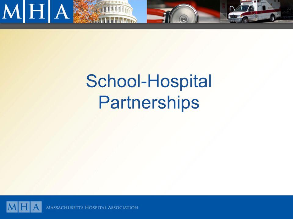 School-Hospital Partnerships