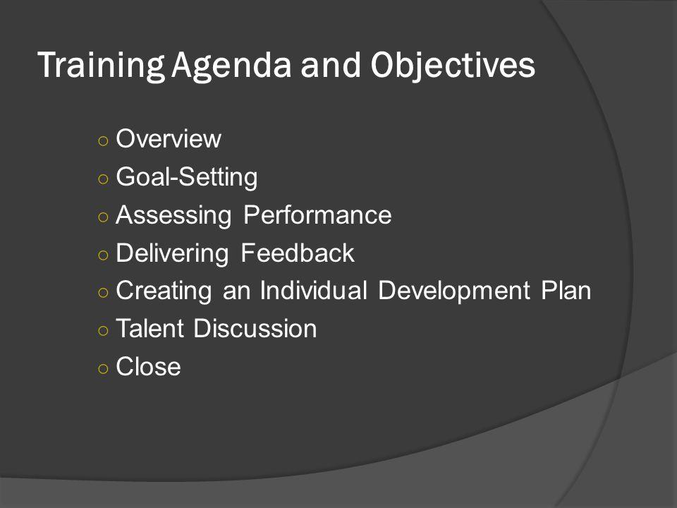 Individual Development Plan (IDP) Activity  Complete your own IDP Career Development