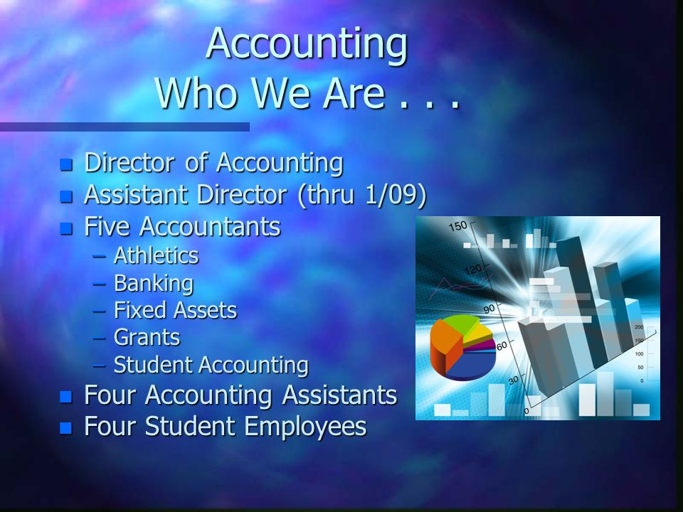 Accounts Payable What We Do...