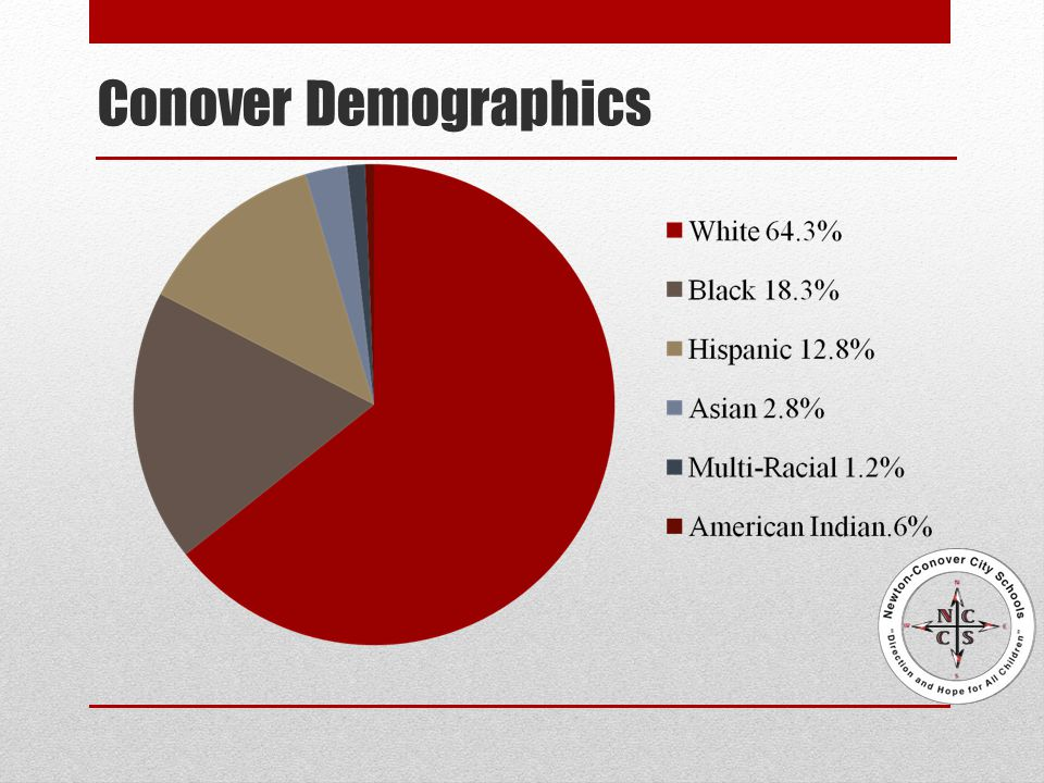 Conover Demographics