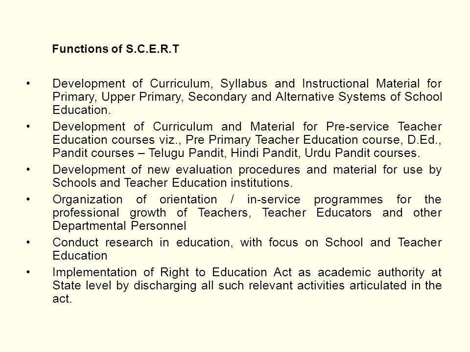 Status of Language Pandit Teacher Education Institutions Andhra Pradesh - 2010-2011 Sl.