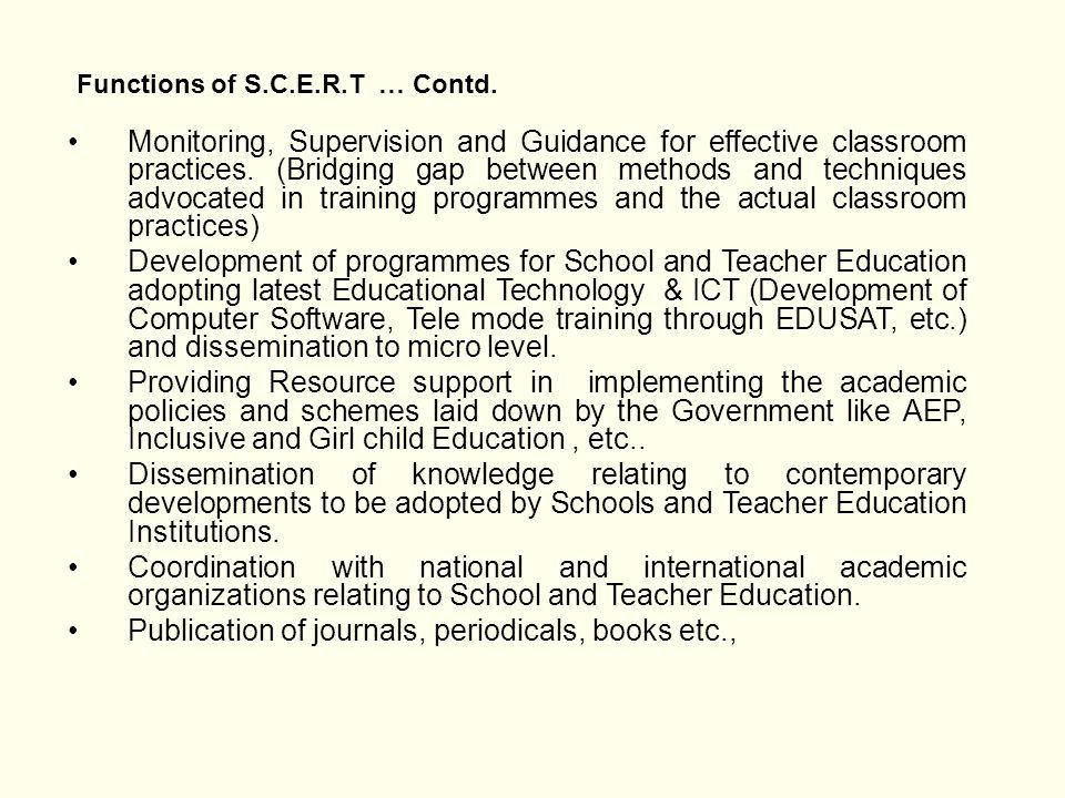 Status of Teacher Education Institutions in AP Sl.