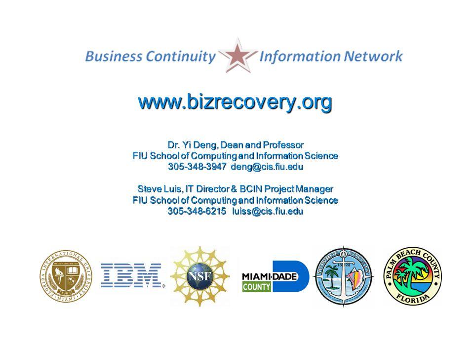 www.bizrecovery.org Dr.