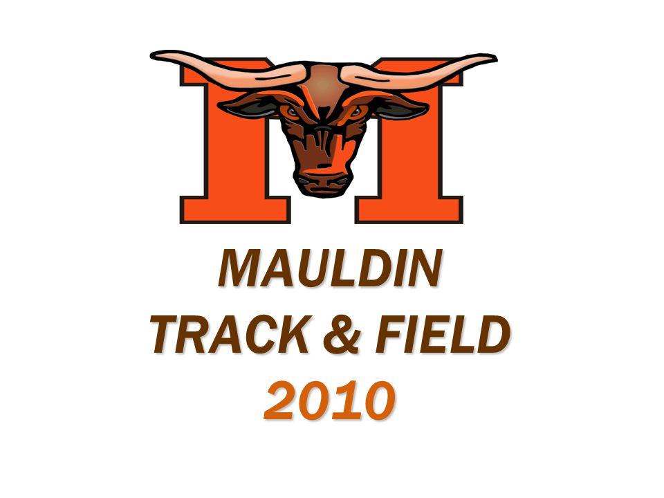 MAULDIN TRACK & FIELD 2010