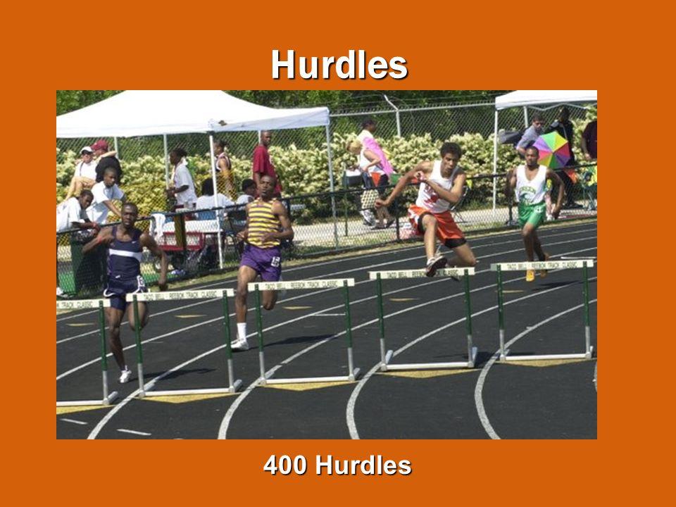 Hurdles 400 Hurdles