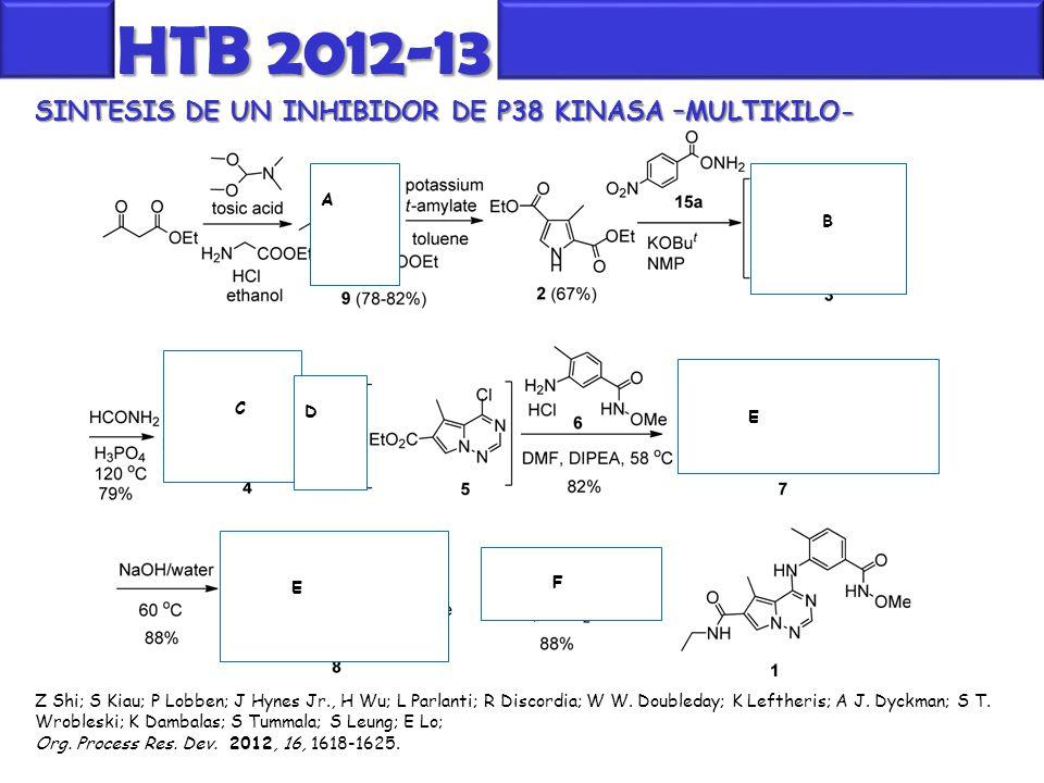 HTB 2012-13 Z Shi; S Kiau; P Lobben; J Hynes Jr., H Wu; L Parlanti; R Discordia; W W. Doubleday; K Leftheris; A J. Dyckman; S T. Wrobleski; K Dambalas