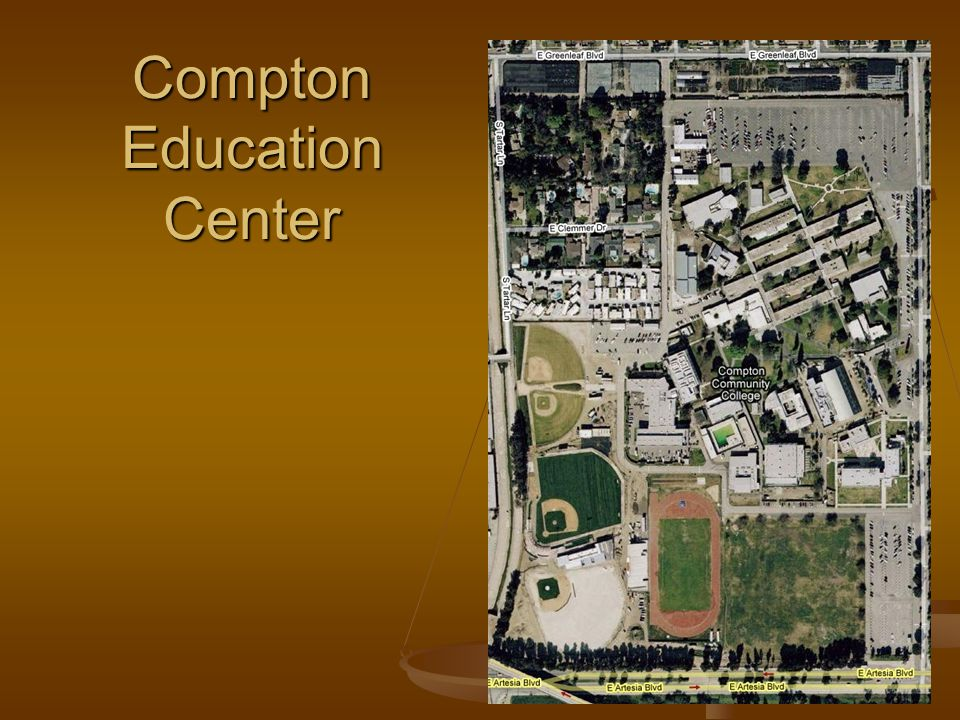 Compton Education Center