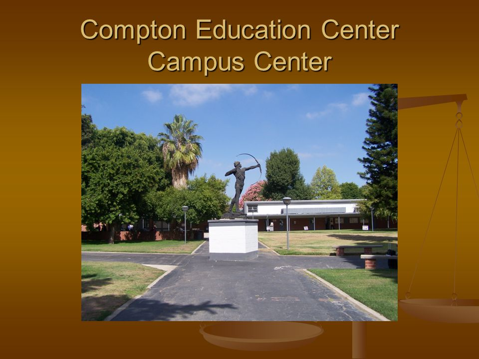 Compton Education Center Campus Center