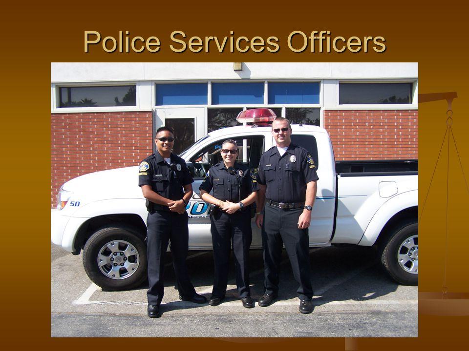 Police Cadets Public Assist Call