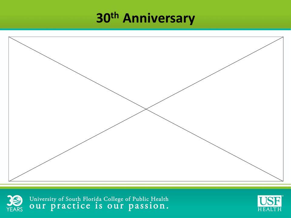 30 th Anniversary