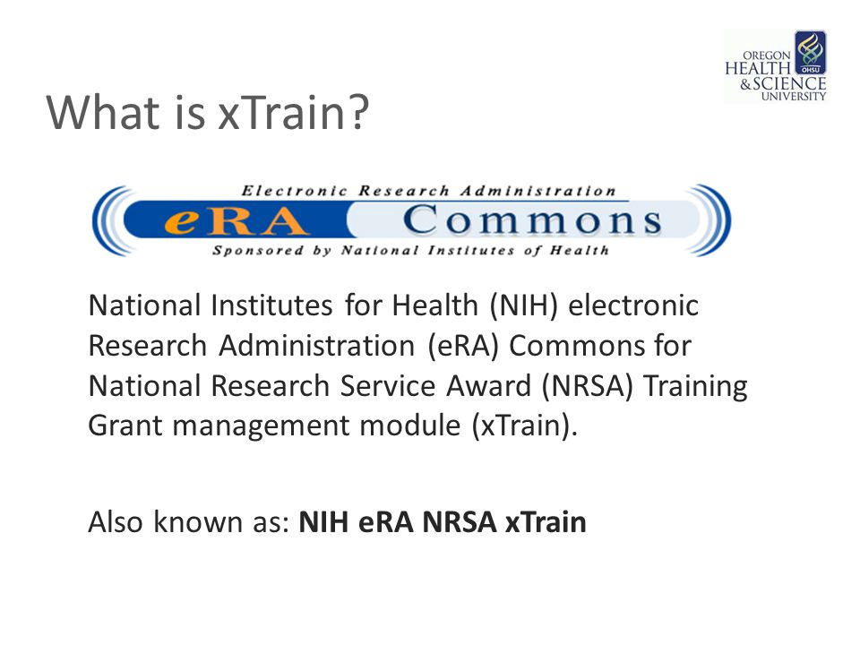 What is xTrain.
