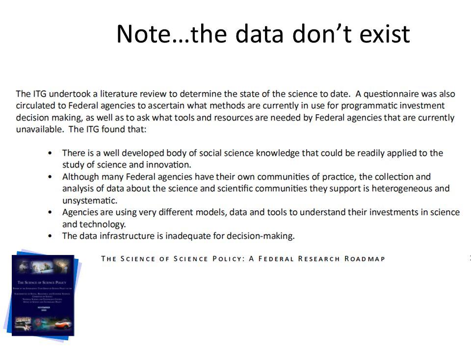 The Empirical Framework Source: Ian Foster, University of Chicago