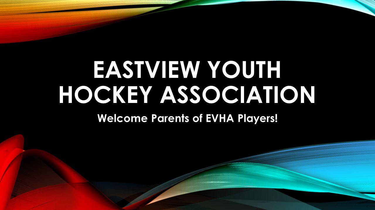 WELCOME TO EVHA MITE HOCKEY.