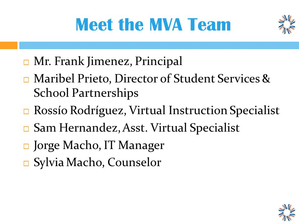 Our Roles & Day to Day  Maribel is Director of Student Services and School Partnerships.