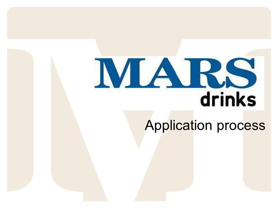 18 Total Rewards at Mars Application process