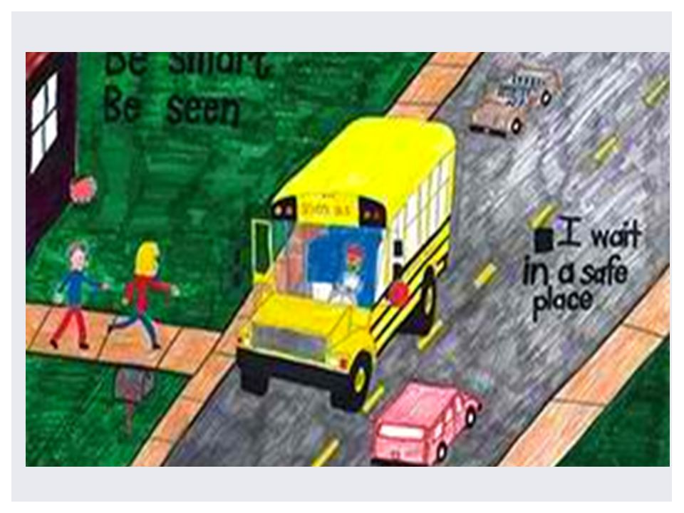 BCPS Teacher of Excellence Recognition  Laura Garrison – Elementary Self-Contained at HES  Governor's Teacher Network  Laura Garrison – Elementary Self-Contained at HES  BCPS Autism 5K  2014 NC School Bus Safety Poster Contest  Leonard Johnson, LMS – 1 st Place (next slide) RECOGNITIONS