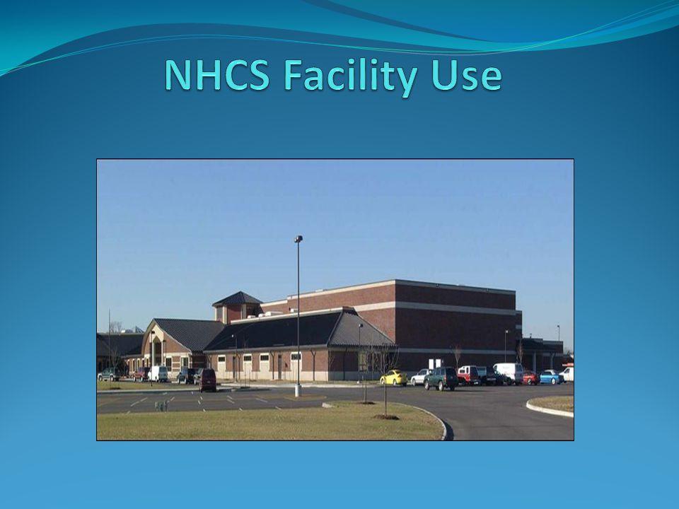 Step 1: Facility Use Application A.