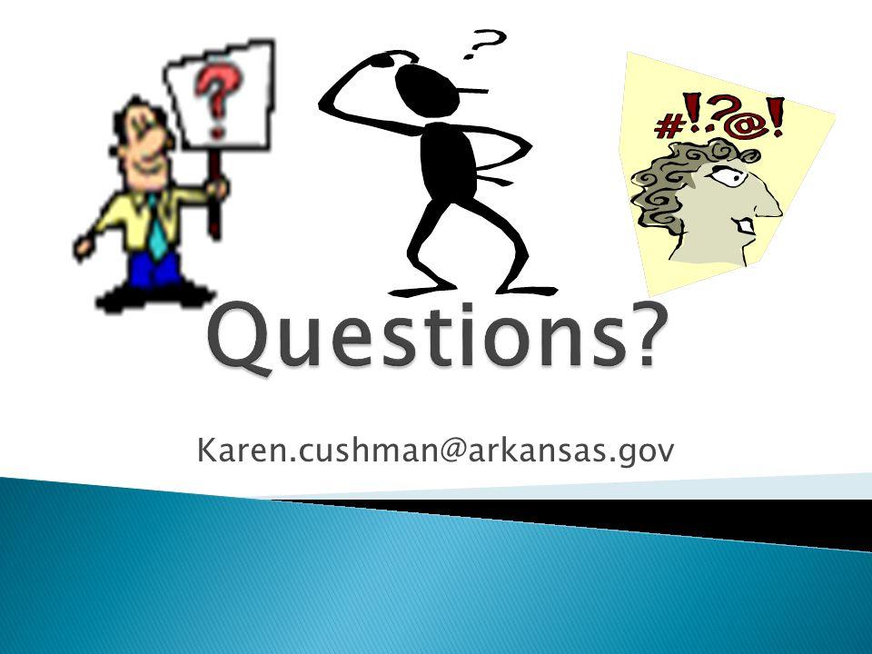 Karen.cushman@arkansas.gov