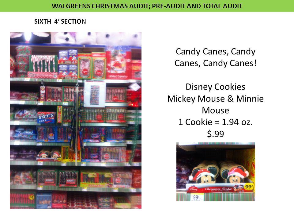 Candy Canes, Candy Canes, Candy Canes.