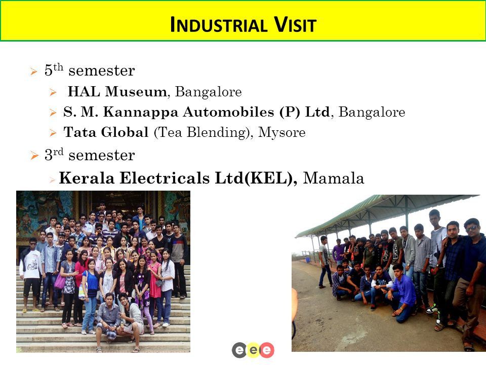 I NDUSTRIAL V ISIT  5 th semester  HAL Museum, Bangalore  S.