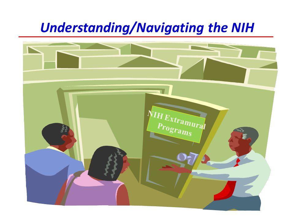 Understanding/Navigating the NIH NIH Extramural Programs