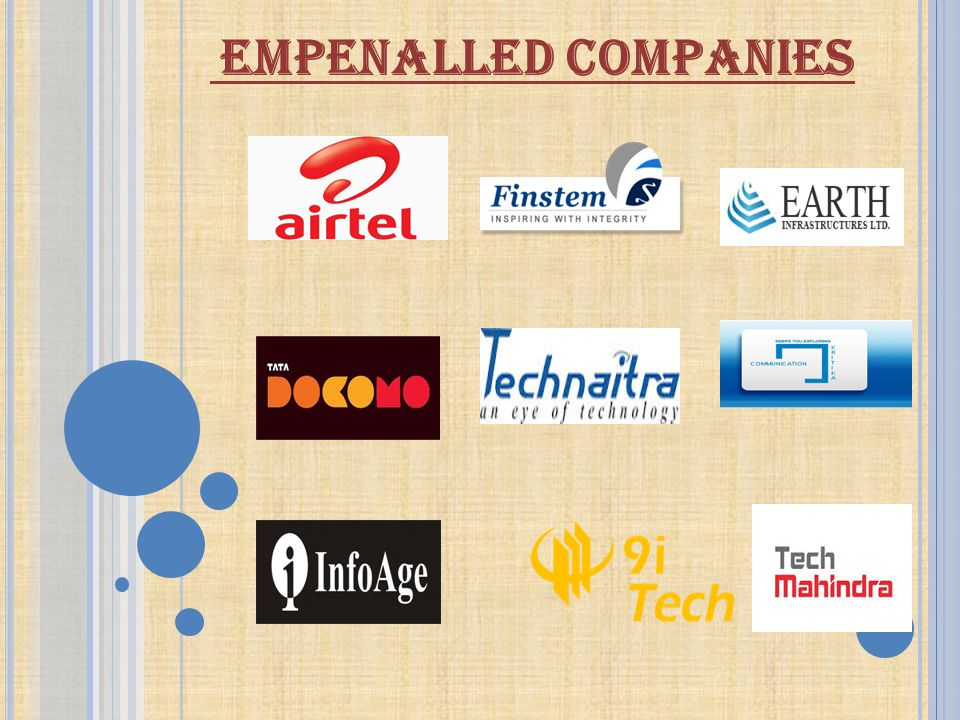 EMPENALLED COMPANIES