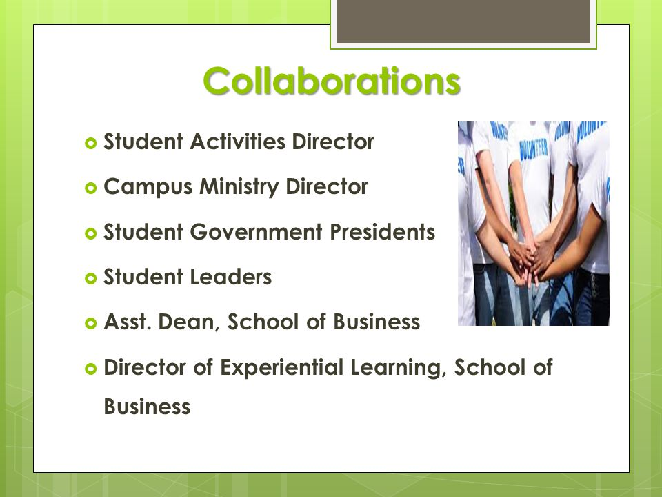 What did students LEARN.What are Non-Profit Organizations.