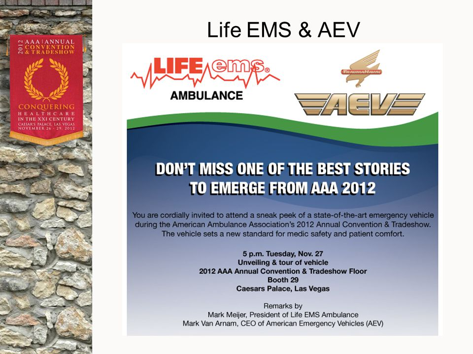 Life EMS & AEV