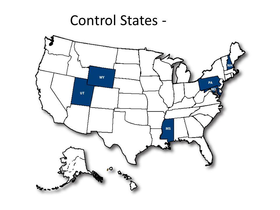Control States - Wine