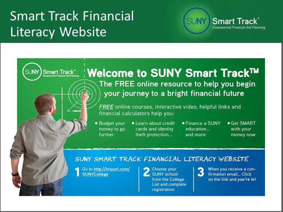 SUNY Smart Track Financial Literacy Website Smart Track Financial Literacy Website