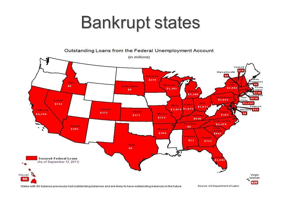 Bankrupt states
