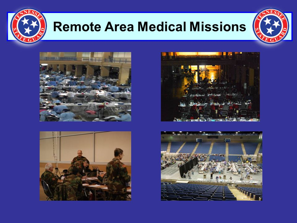 Remote Area Medical Missions