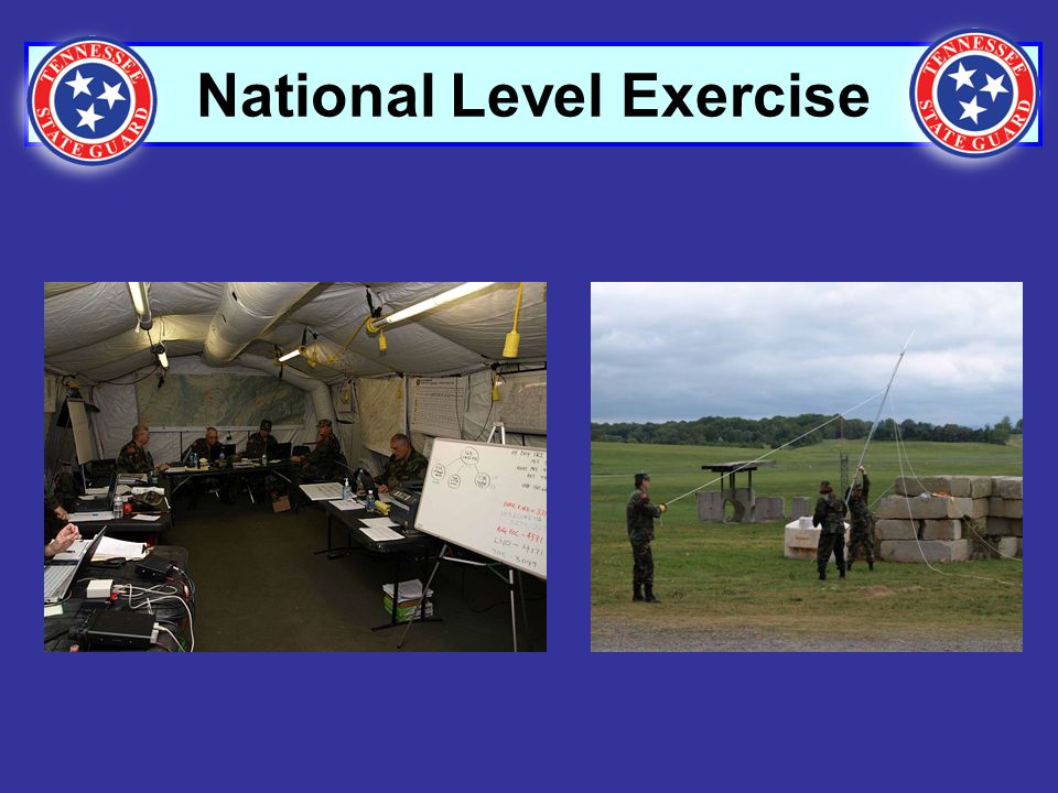 National Level Exercise