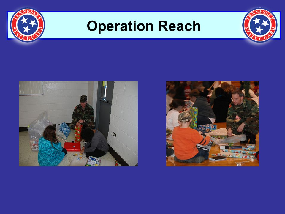 Operation Reach
