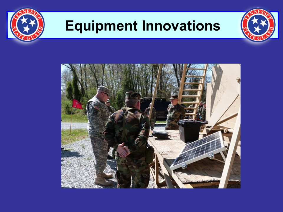 Equipment Innovations