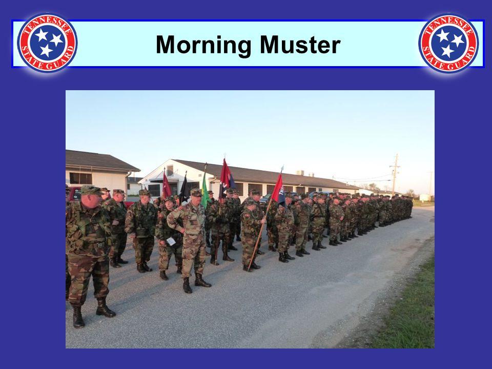 Morning Muster