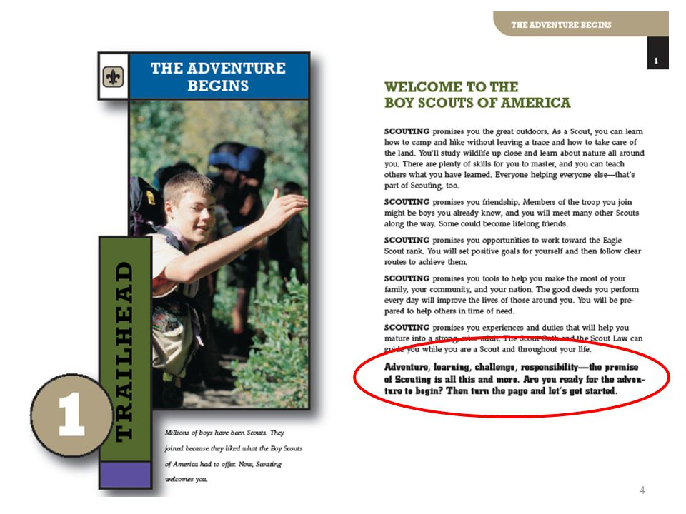 Working With Boy Leaders: The Patrol Method The patrol method is not a way to operate a Boy Scout troop, it is the only way.