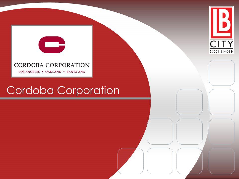 Cordoba Corporation