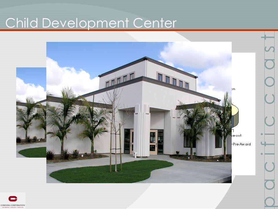 Child Development Center p a c i f i c c o a s t