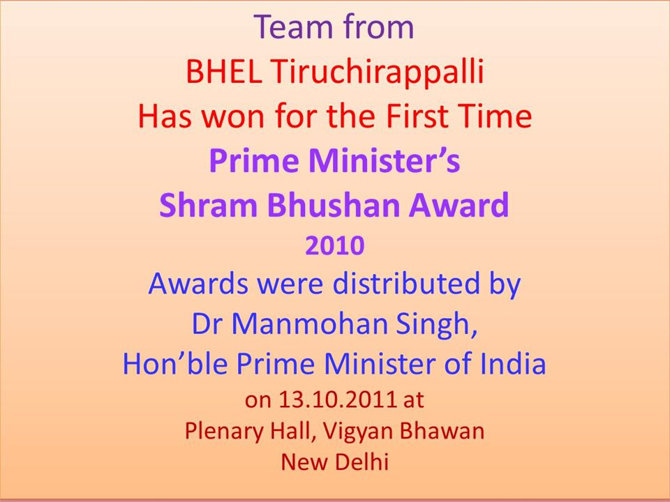 PM Award Winners & Family members with CMD and other Senior Officials
