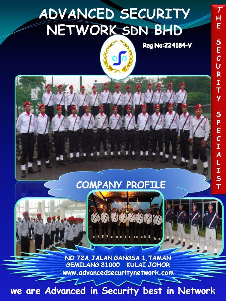 THESECURITYSPECIALISTTHESECURITYSPECIALIST THESECURITYSPECIALISTTHESECURITYSPECIALIST NO 72A,JALAN GANGSA 1,TAMAN GEMILANG 81000 KULAI JOHOR www.advan