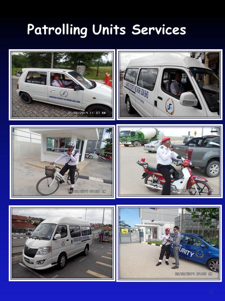 Patrolling Units Services 15
