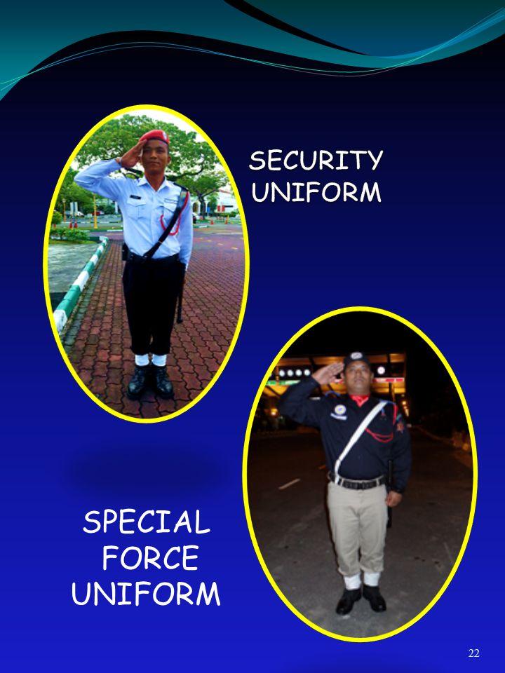 SPECIAL FORCE UNIFORM 22