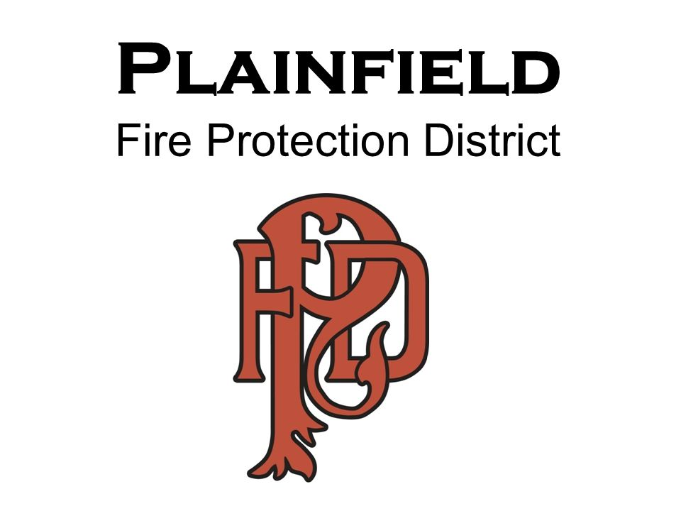 Plainfield Fire Protection District Scanned Patch Goes Here
